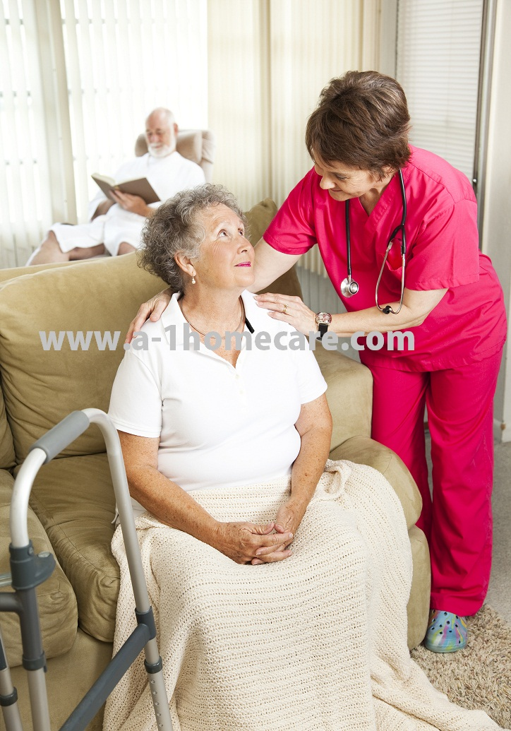 A-1 Home Care Agency | Call 949-650-3800 or 562-929-8400